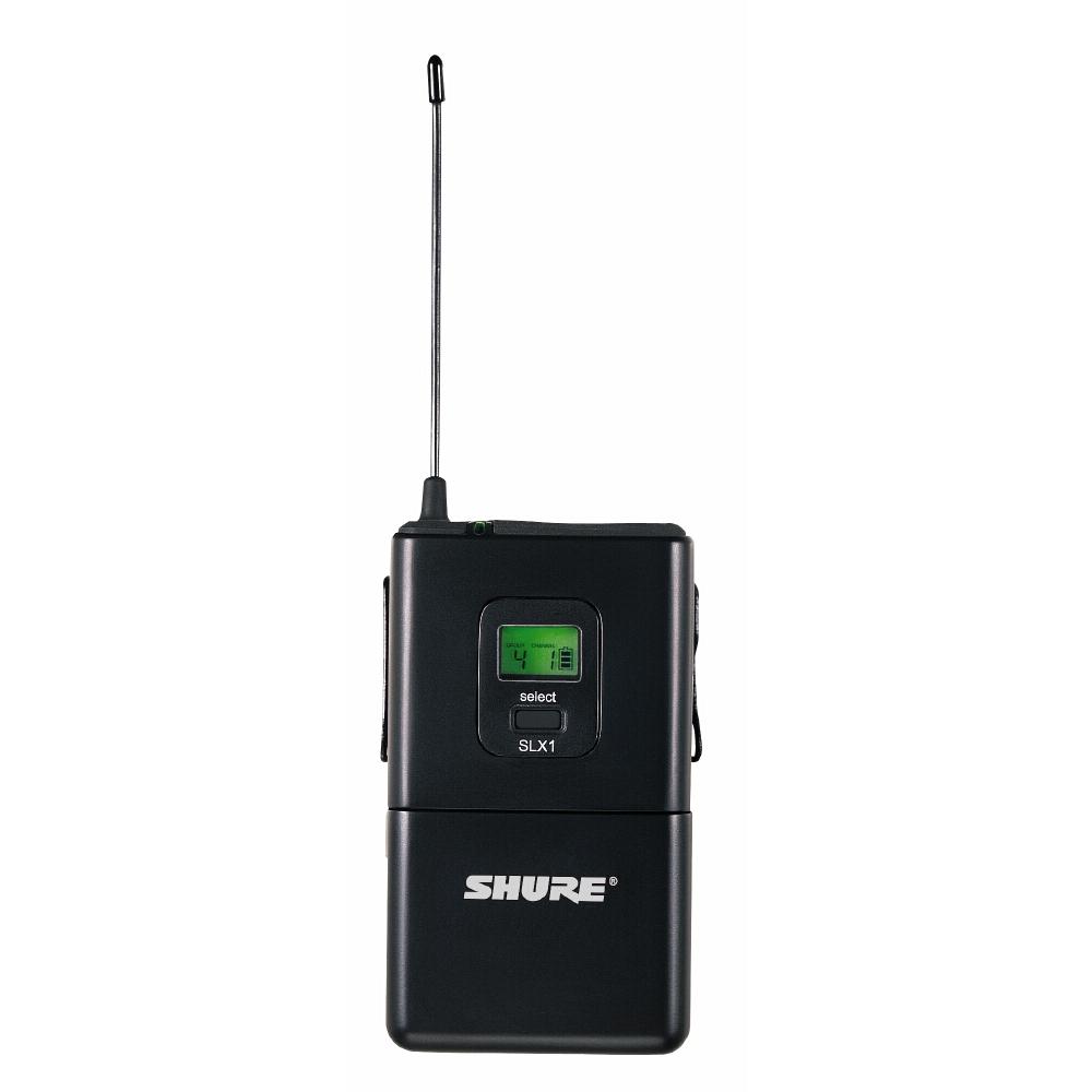 Все Микрофоны Shure SLX1R5