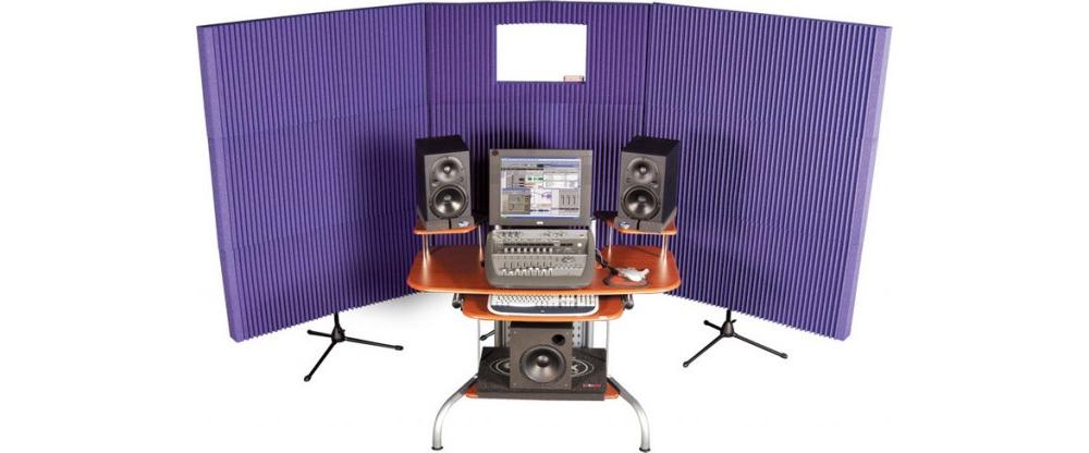 Наборы звукопоглащающих материалов Auralex Max-Wall 831 Purple