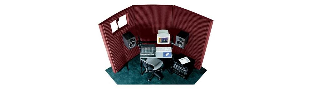 Наборы звукопоглащающих материалов Auralex Max-Wall 831 Burgundy