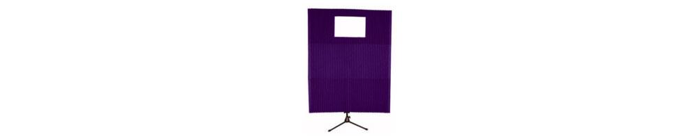 Наборы звукопоглащающих материалов Auralex Max-Wall 211 Purple