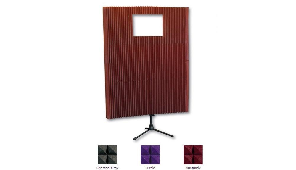 Наборы звукопоглащающих материалов Auralex Max-Wall 211 Burgundy