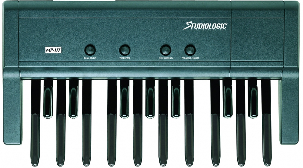 Midi-клавиатуры Studiologic MP-117