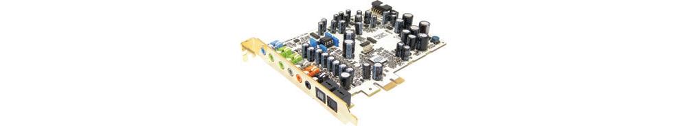Звуковые карты ESI Prodigy X-Fi NRG