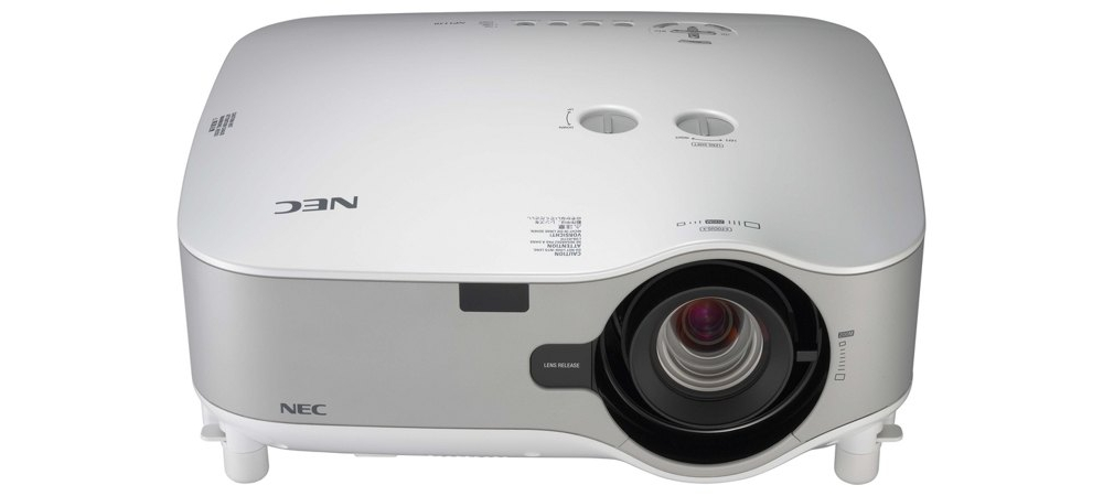Видеопроекторы NEC NP1250G2