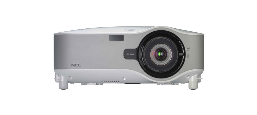 Видеопроекторы NEC NP3250G2