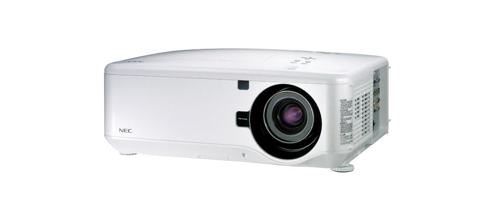 Видеопроекторы NEC NP4100W