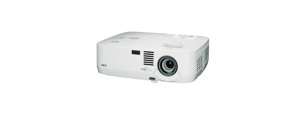 Видеопроекторы NEC NP510G