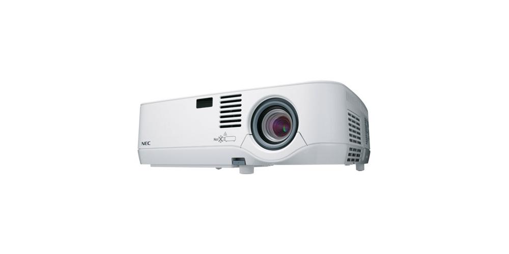 Видеопроекторы NEC NP510WG