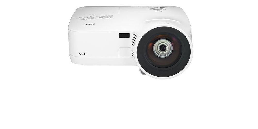 Видеопроекторы NEC NP610SG