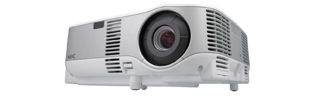 Видеопроекторы NEC NP905G