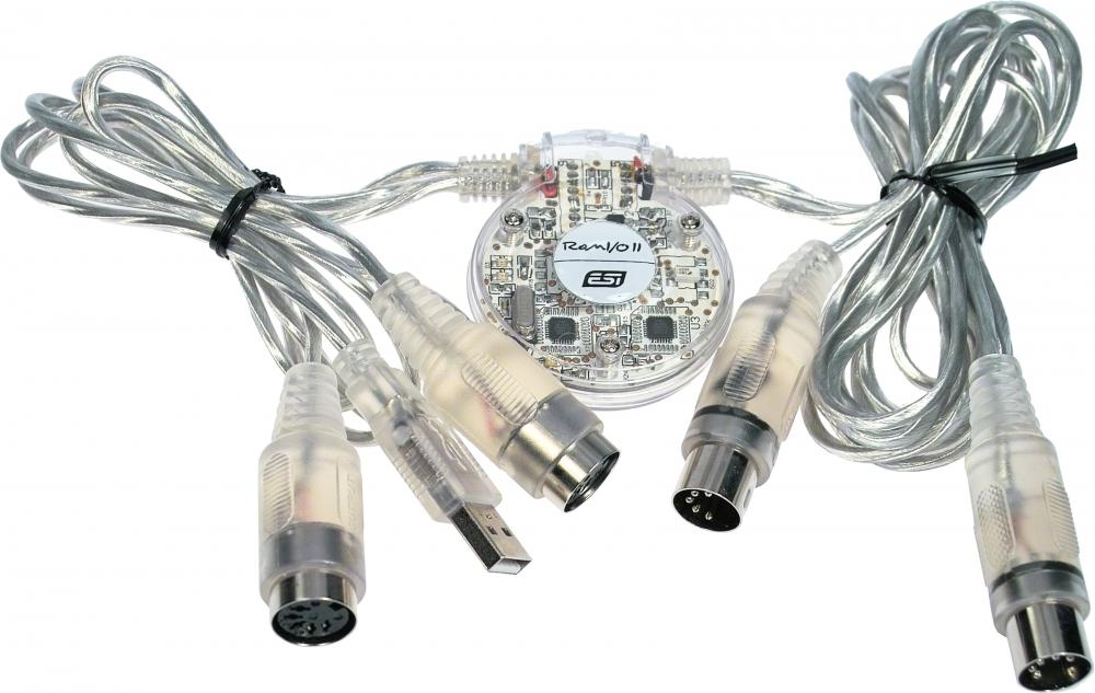 Звуковые карты ESI RoMI/O II