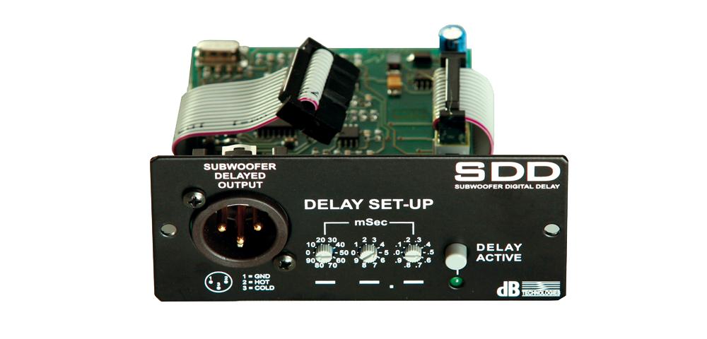 Акустические системы DB Technologies SDD Delay