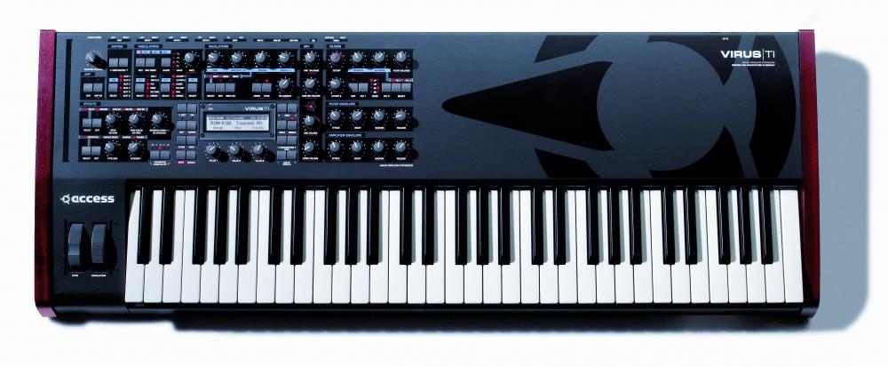 Синтезаторы и рабочие станции Access Virus TI Keyboard
