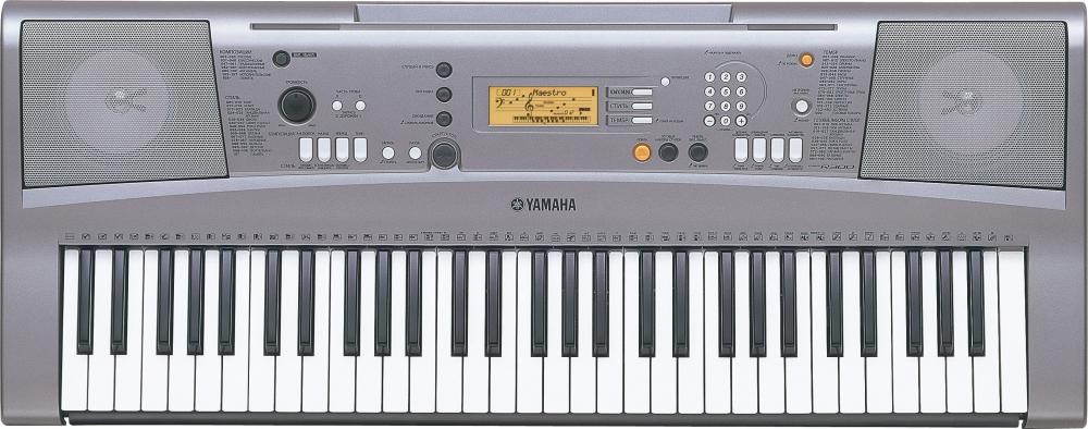 Синтезаторы и рабочие станции Yamaha PSR-R300