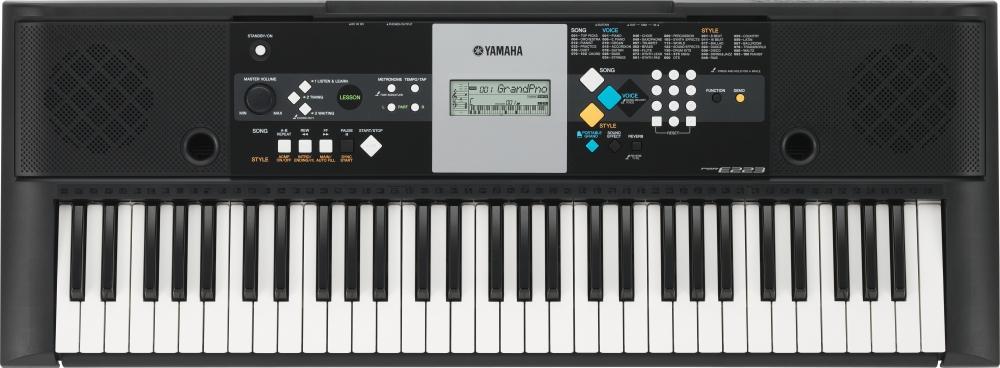 Синтезаторы и рабочие станции Yamaha PSR-E223