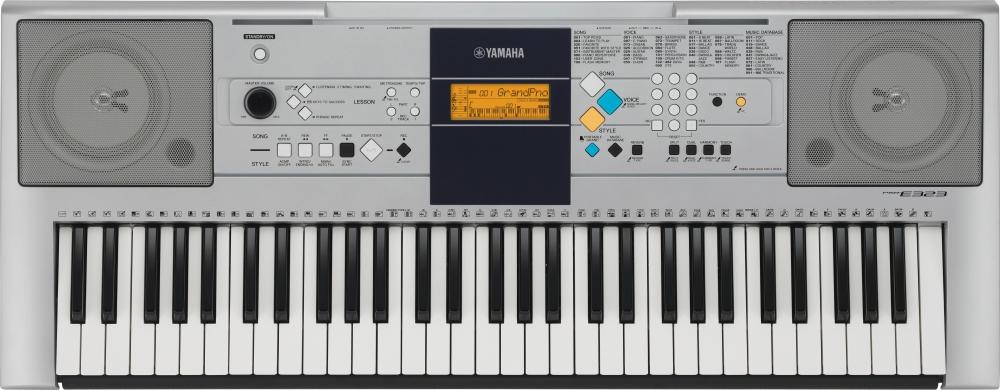 Синтезаторы и рабочие станции Yamaha PSR-E323