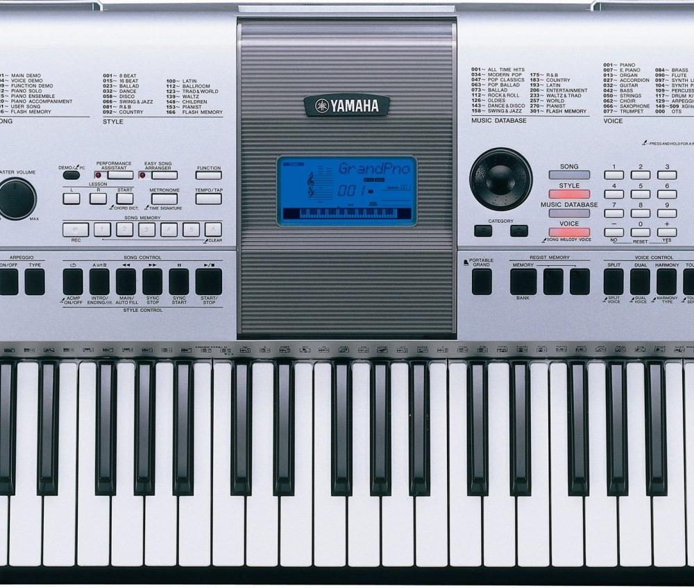 Синтезаторы и рабочие станции Yamaha PSR-E413