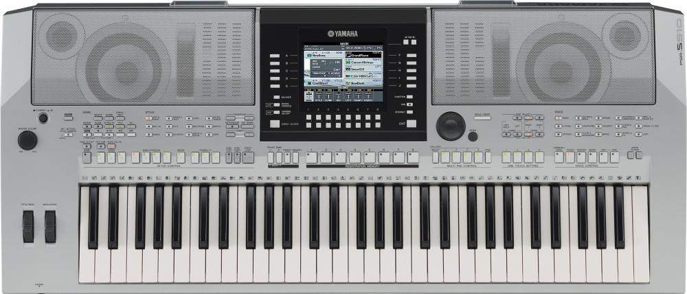 Синтезаторы и рабочие станции Yamaha PSR-S910