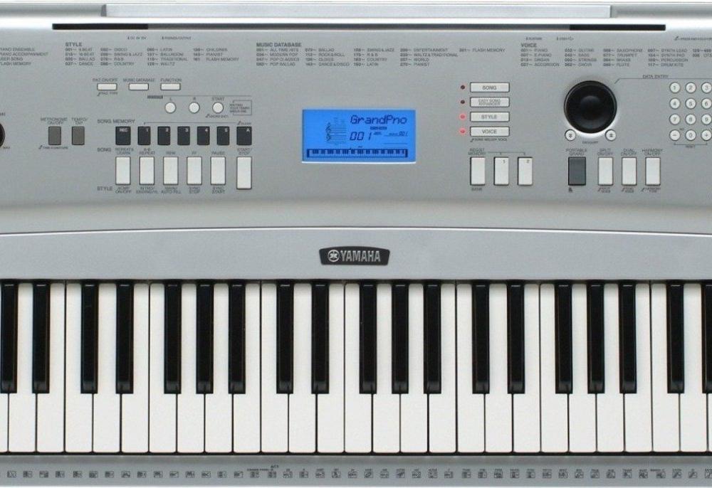 Синтезаторы и рабочие станции Yamaha DGX-230