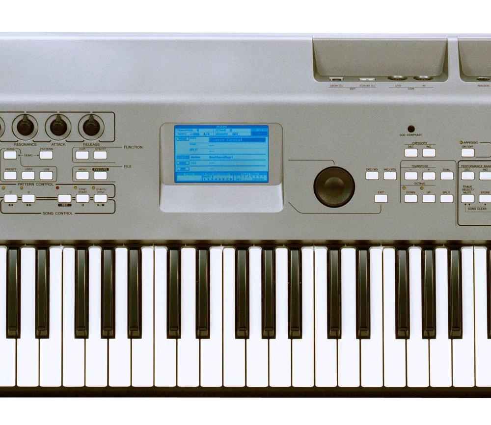 Синтезаторы и рабочие станции Yamaha MM6