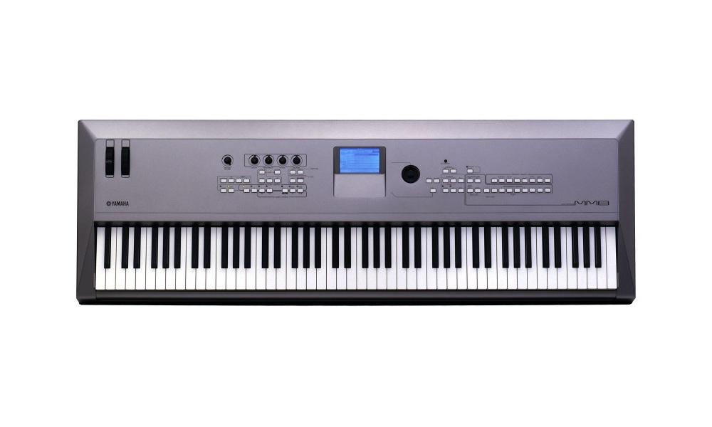 Синтезаторы и рабочие станции Yamaha MM8