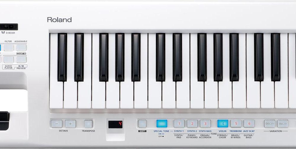 Синтезаторы и рабочие станции Roland Lucina AX-09