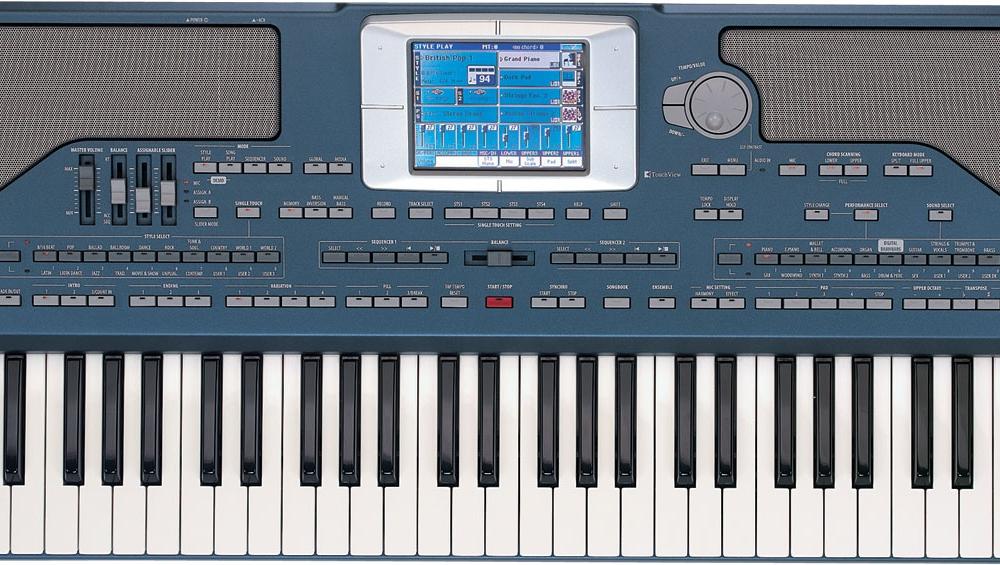 Синтезаторы и рабочие станции Korg PA 800