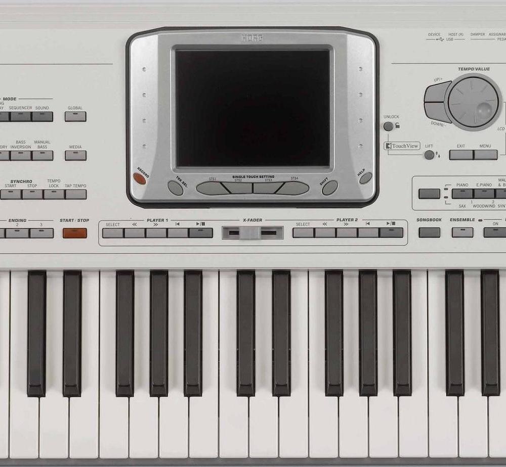 Синтезаторы и рабочие станции Korg Pa2X Pro