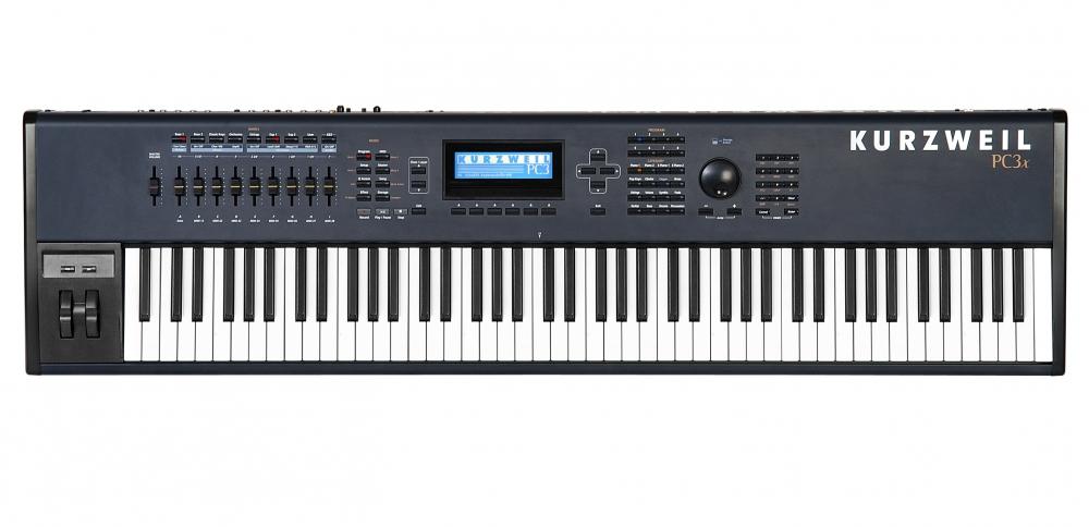 Синтезаторы и рабочие станции Kurzweil PC3X