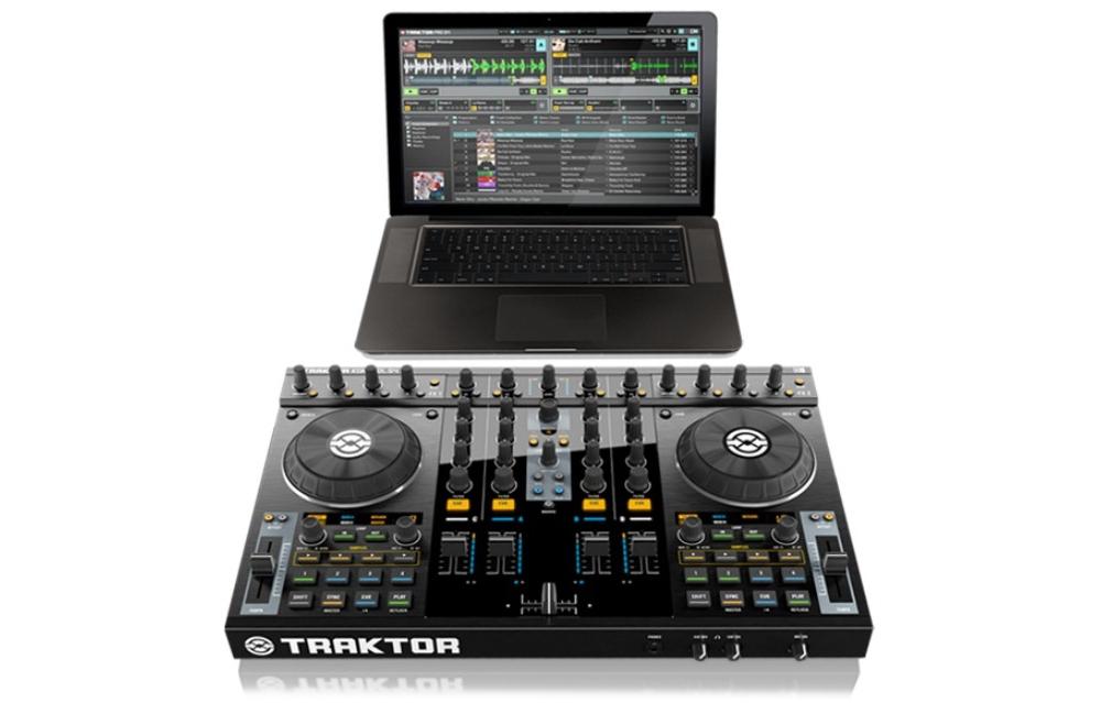 DJ-контроллеры Native Instruments Traktor Kontrol S4