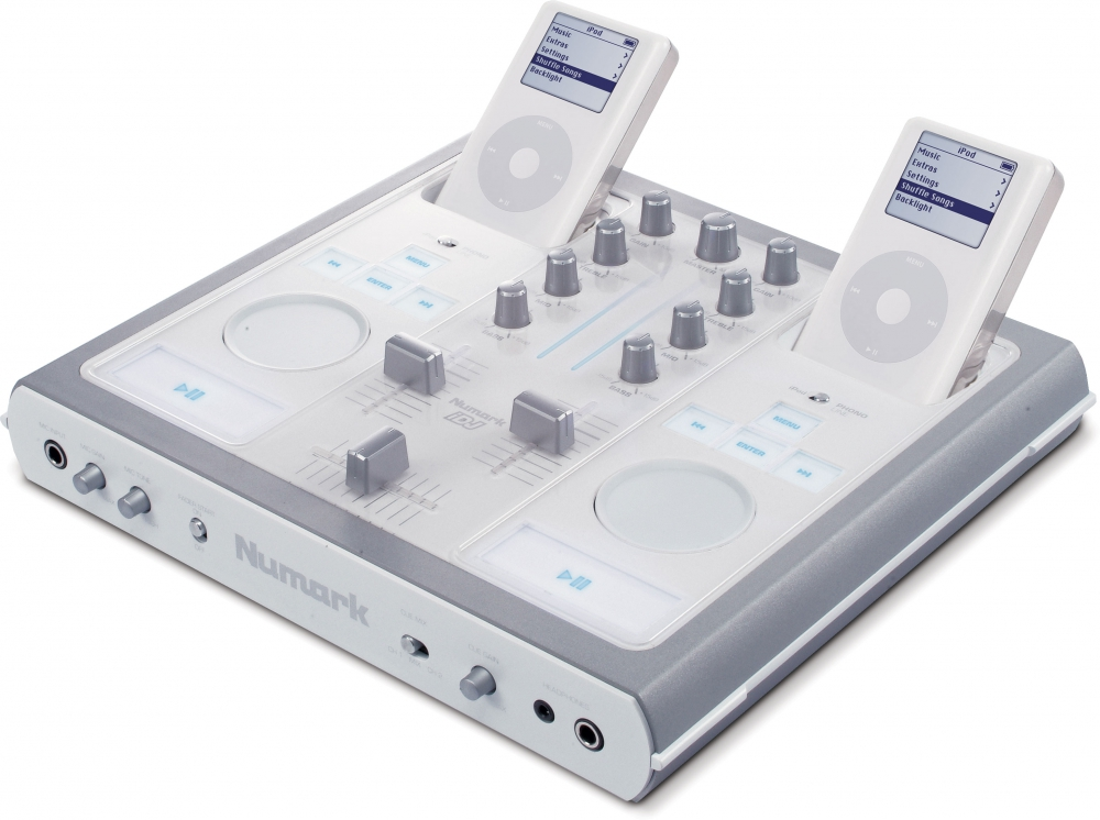 DJ-микшеры Numark iDJ
