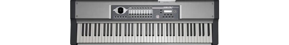 Midi-клавиатуры Fatar VMK-176 Plus