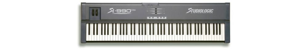 Midi-клавиатуры Fatar SL-990 PRO