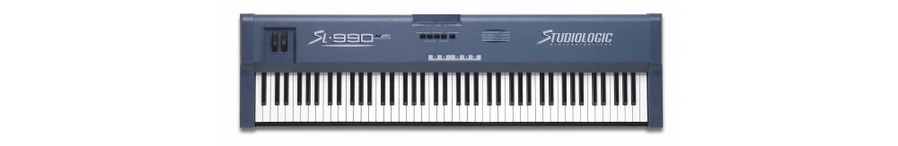 Midi-клавиатуры Fatar SL-990 XP