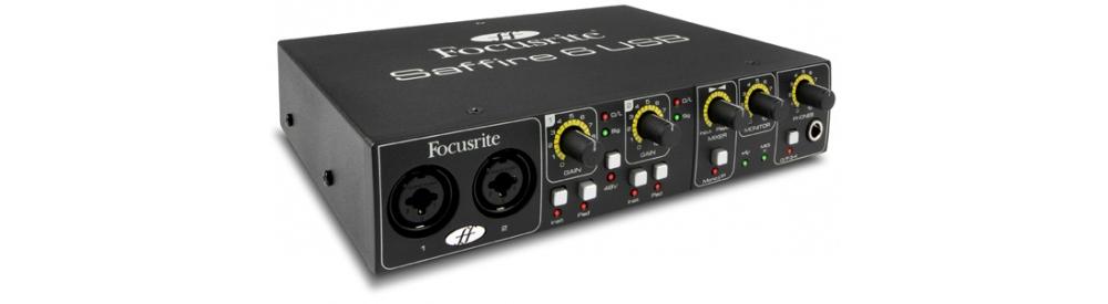 Звуковые карты Focusrite Saffire 6 USB