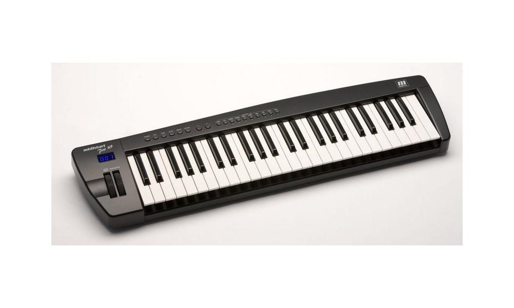 Midi-клавиатуры Miditech MIDISTART PRO-49