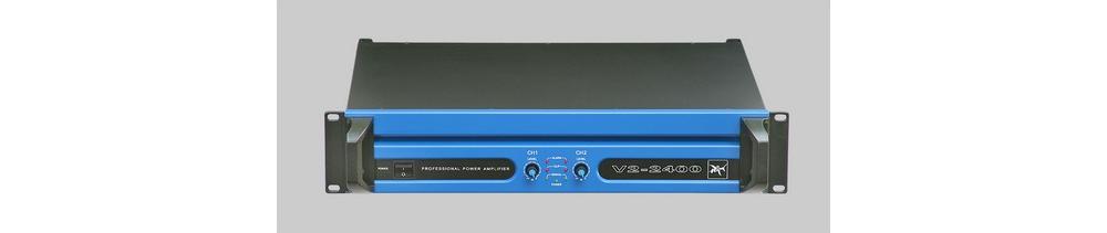 Усилители мощности Park Audio V2-2400MkII