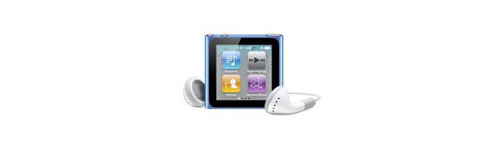 iPod nano Apple iPod nano 8Gb - Blue [MC689]