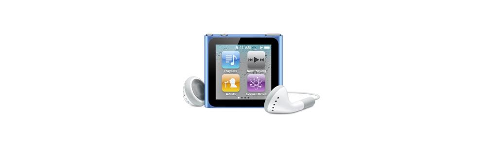 iPod nano Apple iPod nano 16Gb - Blue [MC695]