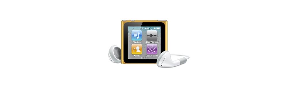 iPod nano Apple iPod nano 16Gb - Orange [MC697]