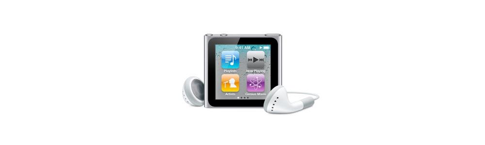 iPod nano Apple iPod nano 16Gb - Silver [MC526]