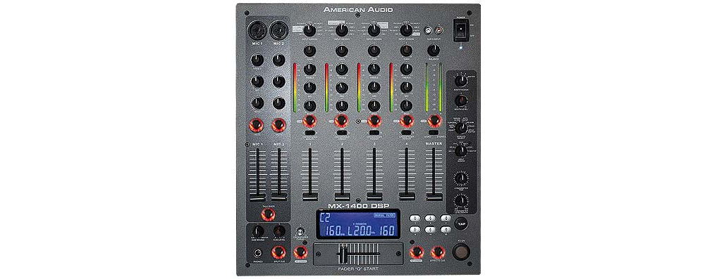 DJ-микшеры American Audio MX-1400 DSP