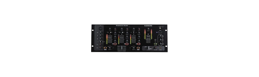 DJ-микшеры American Audio Q-2422 Pro