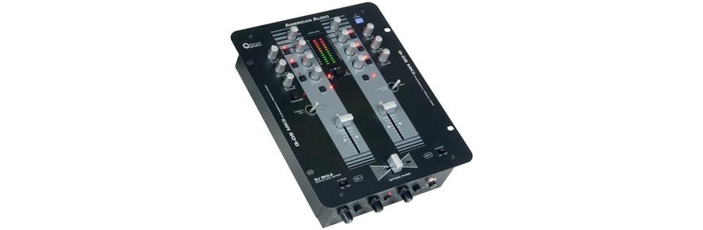 DJ-микшеры American Audio Q-D5 MK II