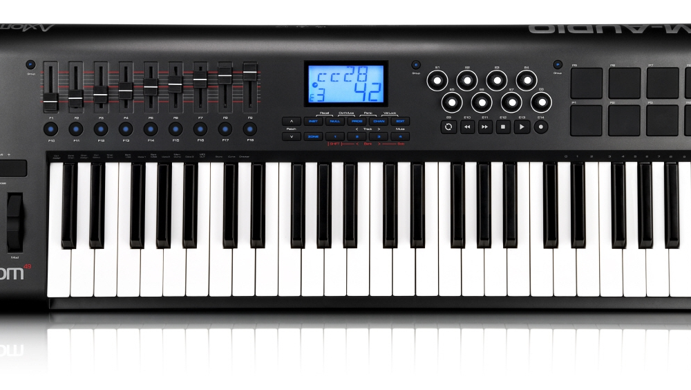 Midi-клавиатуры M-Audio Axiom 49 mkII