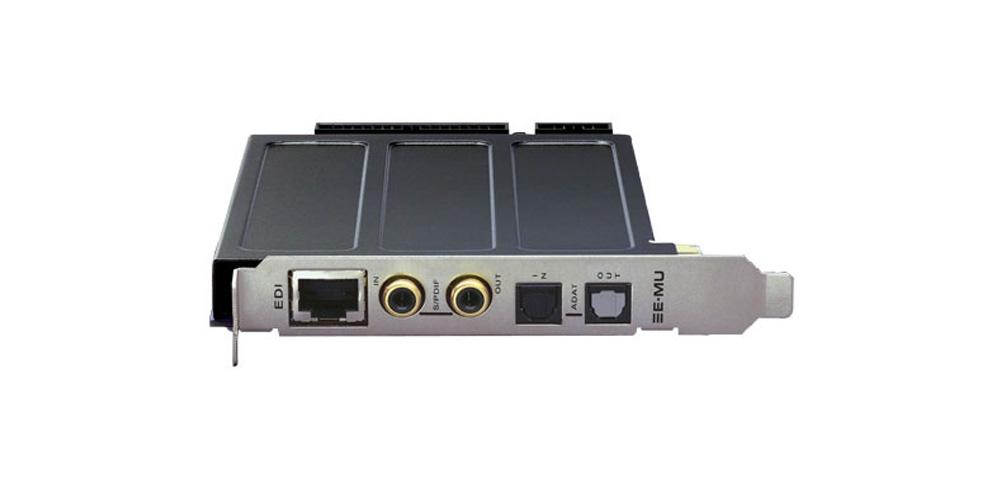 Звуковые карты Creative Professional E-Mu 1010 PCI Express