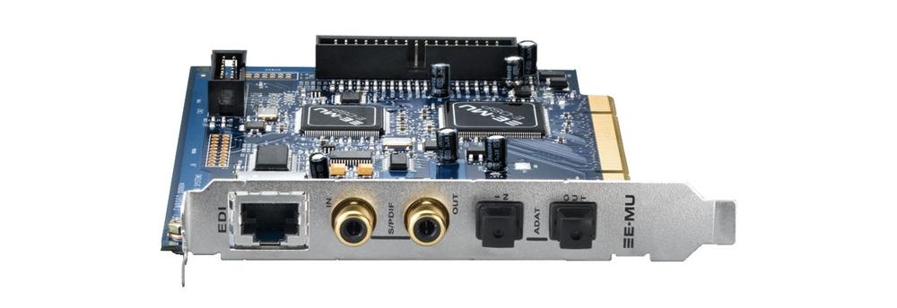 Звуковые карты Creative Professional E-Mu 1212m PCI Express