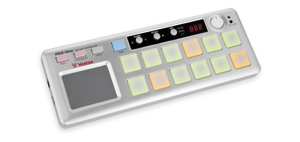 DJ-контроллеры Vestax Pad One
