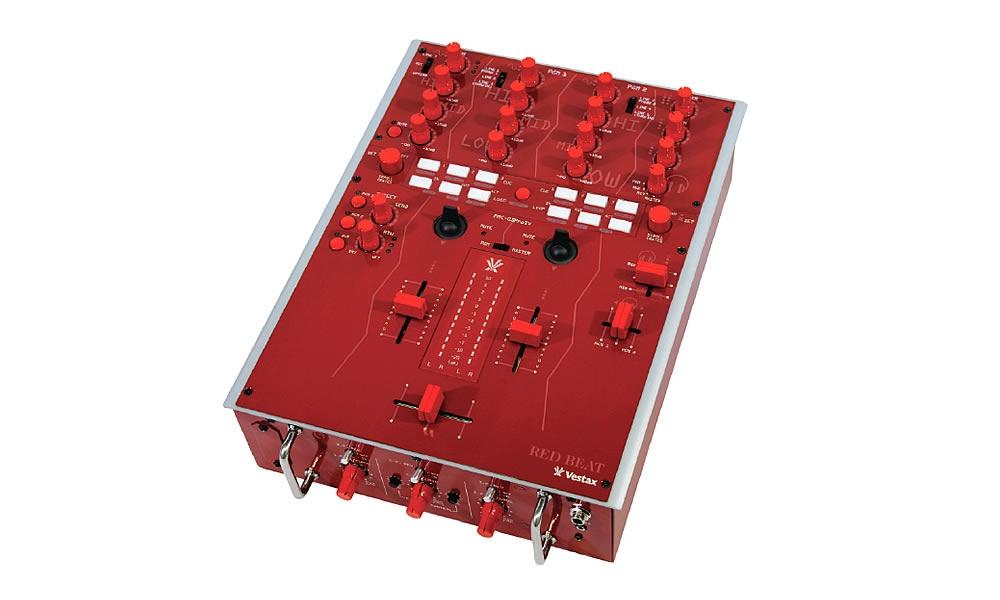 DJ-микшеры Vestax PMC-05ProIV Red