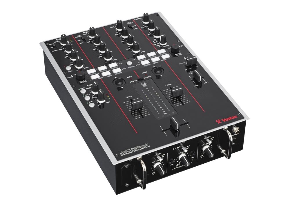 DJ-микшеры Vestax PMC-05ProIV BLK